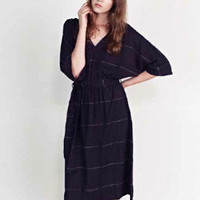 Ace & Jig Tangier Dress - Jet