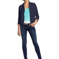 Amazon.com: Splendid Women's Linen Blazer: Clothing