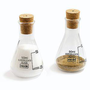 Lab Flasks - Salt and Pepper