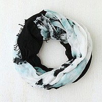 Half Dye Half Solid Scarf at Free People Clothing Boutique