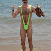 The Official Borat Mankini - Buy from Prezzybox.com