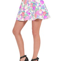 Coconut Grove Skater Skirt | GYPSY WARRIOR