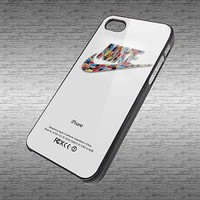 Nike Mercurial Logo Shoes Art Design for iPhone 4, iPhone 4s and iPhone 5 Case