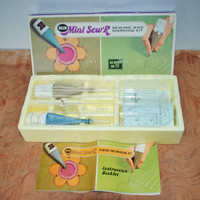 Vintage Salem Mini Sewing and Marking Kit 1960s