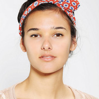Chiffon Oversized Bow Headwrap