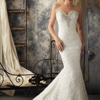 Mori Lee 1911 Dress - MissesDressy.com