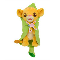 Disney's Babies Simba Plush Doll and Personalized Blanket | Disney Store