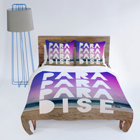 DENY Designs Home Accessories | Leah Flores Paradise Duvet Cover