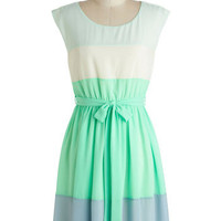 Sash Decision Dress | Mod Retro Vintage Dresses | ModCloth.com