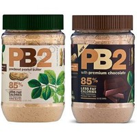 PB2 Powdered Peanut Butter and Powdered Cocoa Peanut Butter