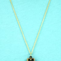harmonica necklace $12