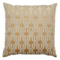"Delancy Pillow 24"" - Sand 