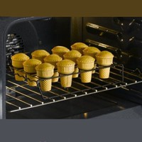 Nifty Ice Cream Cone Cupcake Baking Rack