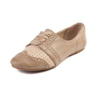 Womens Not Rated Motion Flat, Cream | Journeys Shoes