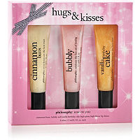 Philosophy Online Only Hugs & Kisses Lip Shine Trio Ulta.com - Cosmetics, Fragrance, Salon and Beauty Gifts