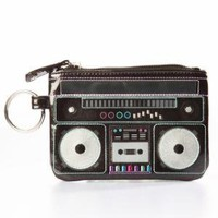 Loungefly Ghetto Blaster Coin Bag (Vegan)