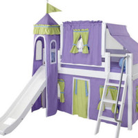 Gracie's Castle Loft Bed