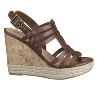 Jamie Wedge Sandal