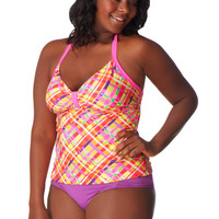 Ruched Side Brief Bottom