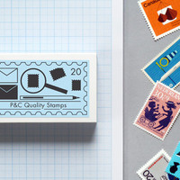Present&Correct - Stamp Collection Box.