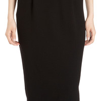 Bottega Veneta Studded Waist Sleeveless Dress at Barneys.com