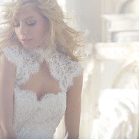 Bridal Gowns, Wedding Dresses by Hayley Paige - Style HP6353