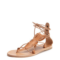 Circe Sandal by Ancient Greek Sandals at Gilt