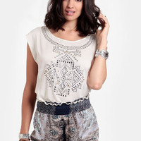 Bangladesh Summer Paisley Shorts
