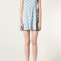 Spot Bardot Tunic - Dresses - Clothing - Topshop USA