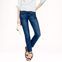 Cropped matchstick jean in Marquette wash - Matchstick - Women's denim - J.Crew