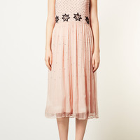 Strappy Bead Midi Dress - Dresses & Rompers - Sale - Sale & Offers - Topshop USA