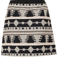 Tall Ikat Blanket Pelmet Skirt - Sale - Sale & Offers - Topshop USA