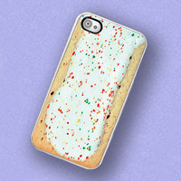 iPhone Case Toaster Pastry iPhone Hard Case / by TheCuriousCaseLLC