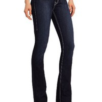 Amazon.com: True Religion Women's Becky Bootcut General Lee: Clothing