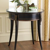John-Richard Collection?-?&quot;Charlotte&quot; Side Table?-?Neiman Marcus