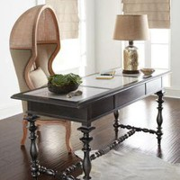 """Sanderson"" Writing Desk?-?Neiman Marcus"