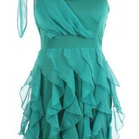 The NY Ruffle Dress - 29 N Under