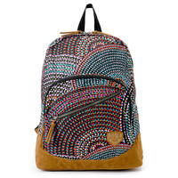 Roxy Lately Multi Print Backpack