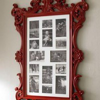 ORIENTAL ARTS & FURNITURE?-?Wooden Collage Frame?-?Neiman Marcus