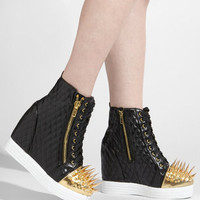 Jeffrey Campbell Caster Hidden Wedge Sneakers