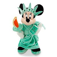 Minnie Mouse Plush Toy - 18'' H - New York | Disney Store
