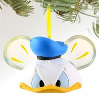 Donald Duck Ear Hat Ornament | Disney Store