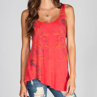 FULL TILT Paisley Womens Tank 218833313 | Graphic Tees & Tanks | Tillys.com