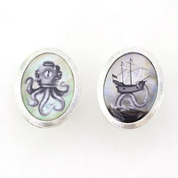 Deep Sea Oddities Cufflinks