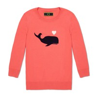C. Wonder | Whale of a Tale Intarsia Sweater