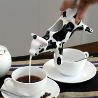 Cow Shape Milk Jug