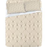 DENY Designs Home Accessories | Gabi Lanterns Mocha Sheet Set