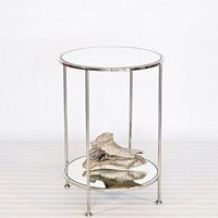 Chico Mirror Top Table