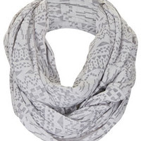 Geo Burnout Snood - Sale  - Sale & Offers