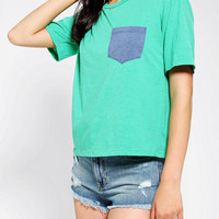 Urban Outfitters - Corner Shop Rumble Pocket Tee